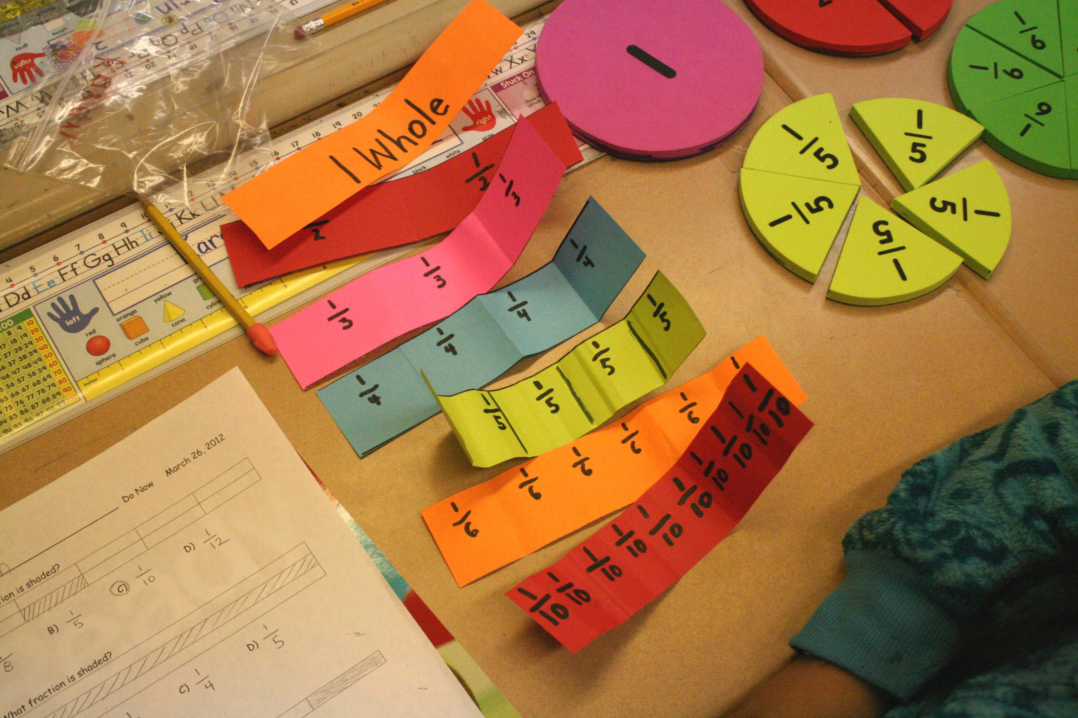 Image result for year 2 fractions equal parts